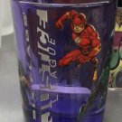 Six Flags Magic Mountain DC Justice League N52 Wonder Woman The Flash Shot Glass