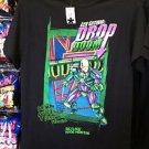 Six Flags Magic Mountain Lex Luthor Drop of Doom Men T-Shirt SIZE: S,M,L XL,XXL