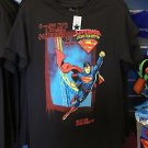 Six Flags Magic Mountain Superman The Ride Men's T-Shirt SIZE: S,M,L XL,XXL New
