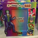 Six Flags Magic Mountain DC The Joker It's Good To Be Bad 3-D Photo Frame New