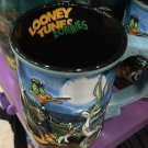 Six Flags Magic Mountain Looney Tunes Zombies Bugs Bunny Daffy Duck Ceramic Mug