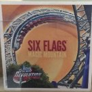Six Flags Magic Mountain The New Revolution Ceramic Coaster Cup New