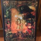 Disney Parks Exclusive Pirates Of The Caribbean Wood Plaque Sign NIB
