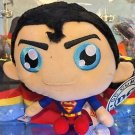 Six Flags Magic Mountain DC Justice League Superman Big Head / Bobblehead Plush