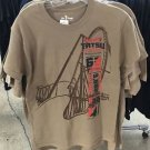 Six Flags Magic Mountain Tatsu** The Ride Men's T-Shirt SIZE: S,M,L XL,XXL