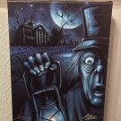 Disney Parks The Haunted Mansion The Caretaker LE Giclee by Craig Fraser New