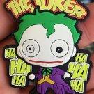 Six Flags Magic Mountain DC Baby Cutie Joker Rubber Magnet New