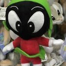 "Six Flags Magic Mountain Looney Tunes Marvin The Martian 8"" Mini Plush New"