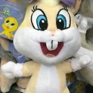 "Six Flags Magic Mountain Looney Tunes Lola Bunny 8"" Mini Plush New"