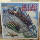 Six Flags Magic Mountain Twisted Colossus Ceramic Coaster Cup New
