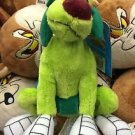 "Six Flags Magic Mountain Looney Tunes Commander K-9 Space Dog 8"" Mini Plush New"