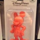 Disney Parks Mickey Mouse Figure Giant Eraser NEW