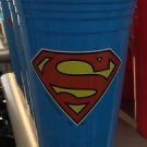Six Flags Magic Mountain DC Superman Reusable Blue Party Cup New