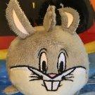 Six Flags Magic Mountain Looney Tunes Bugs Bunny Tube Plush New