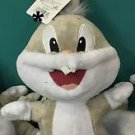 "Six Flags Magic Mountain Looney Tunes Baby Bugs Bunny 10"" Plush New"