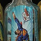Six Flags Magic Mountain DC Justice League Superman Looks Like A Job Keychain