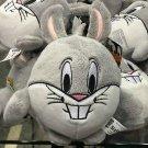 Six Flags Magic Mountain Looney Tunes Bugs Bunny Fat Mini Plush New