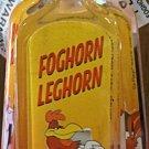 Six Flags Magic Mountain Looney Tunes Foghorn Acrylic Keychain New
