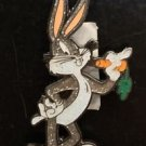Six Flags Magic Mountain Looney Tunes Bugs Bunny with Carrot Magnet New