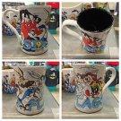Six Flags Magic Mountain Looney Tunes Pepe Le Pew Ceramic Mug Cup New