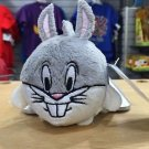 Six Flags Magic Mountain Looney Tunes Bugs Bunny Plush Keychain New