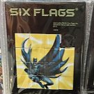 Six Flags Magic Mountain DC Batman Refrigerator Magnet New
