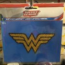 Six Flags Magic Mountain DC Justice League Wonder Woman Multi Use Art Decal New