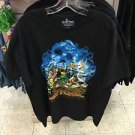Six Flags Magic Mountain Looney Tunes Zombies T-Shirt New