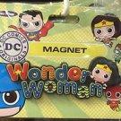 Six Flags Magic Mountain DC Justice League Wonder Woman PVC Magnet New