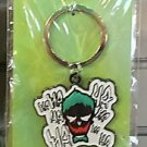 Six Flags Magic Mountain DC Suicide Squad HAHAHA Limited Edition Keychain New