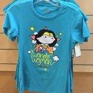 Six Flags Magic Mountain DC Wonder Woman Adult T-Shirt SIZE XS,M,L XL,XXL New