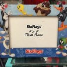 Six Flags Magic Mountain Looney Tunes Marvin The Martian Photo Frame New