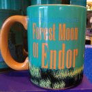 Disney Parks Star Wars Return of The Jedi Forest Moon of Endor Ceramic Mug New