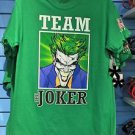 Six Flags Magic Mountain Team Joker Green T-Shirt SIZE S,M,L XL,XXL New