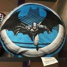 Six Flags Magic Mountain DC Comics Batman Pillow Plush New