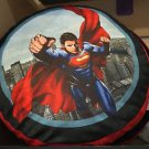 Six Flags Magic Mountain DC Comics Superman Pillow Plush New
