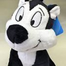 Six Flags Magic Mountain Looney Tunes Pepe Le Pew Mini Plush New