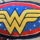Six Flags Magic Mountain DC Comics Wonder Woman Pillow Plush New
