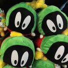 Six Flags Magic Mountain Looney Tunes Marvin The Martian Large Tube Plush New