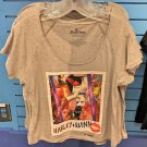 Six Flags Magic Mountain DC Harley Quinn Wide Neck T-Shirt SIZE S,M,L XL,XXL New