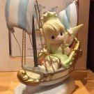 Disney Parks Precious Moments Imagination Has No Age Porcelain Figurine New