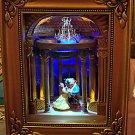Disney Parks Belle & The Beast Ballroom Dance Gallery of Light NEW IN BOX