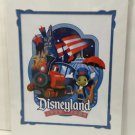 DISNEYLAND 60TH DIAMOND CELEBRATION 1975 DECADES POSTER PRINT JEFF GRANITO NEW