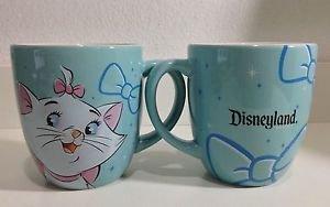 Disney Parks Exclusive Marie Aristocats Ceramic Coffee Cup Mug NEW