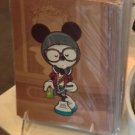 "Disney WonderGround ""A HIPSTER LIFE FOR ME"" POSTCARD 5x7 by Jerrod Maruyama NEW"