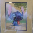 Disney WonderGround Gallery Stitch In Alelo Print By Kristin Tercek NEW