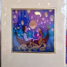 Disney WonderGround Rapunzel Message From Home Print by Jeremiah Ketner New