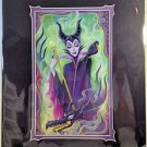 Disney WonderGround Maleficent Mistress Of Evil Print by Jeremiah Ketner New