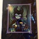 Disney WonderGround Gallery Maleficent Enthroned Print Jasmine Becket-Griffith