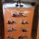 Disney Parks Disney Pixar Cars Radiator Springs Vinyl Magnet Set New